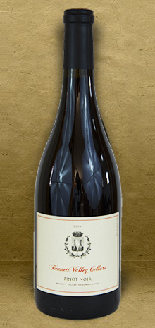 Bennett Valley Cellars 2009 Pinot Noir- Sonoma County