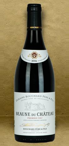 Bouchard Pere & Fils Beaune du Chateau Premier Cru Red Burgundy 2016 Red Wine