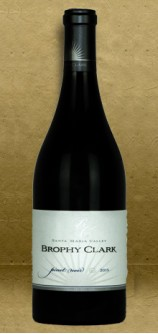 Brophy Clark Santa Maria Valley Pinot Noir 2015 Red Wine