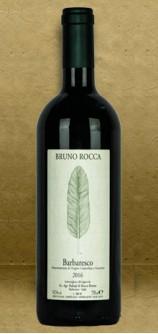 Bruno Rocca Barbaresco DOCG 2016 Red Wine