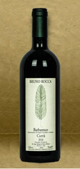 Bruno Rocca Barbaresco Curra DOCG 2016 Red Wine