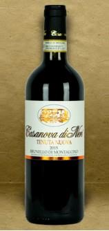 Casanova Di Neri Tenuta Nuova Brunello di Montalcino DOCG 2015 Red Wine