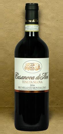 Casanova di Neri Tenuta Nuova Brunello di Montalcino DOCG 2016 Red Wine