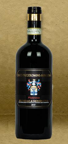 Ciacci Piccolomini d Aragona Pianrosso Brunello di Montalcino DOCG 2013 Red Wine