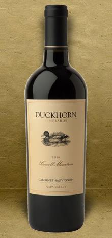 Duckhorn Vineyards Howell Mountain Cabernet Sauvignon 2014 Red Wine