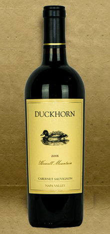 Duckhorn Vineyards Howell Mountain Cabernet Sauvignon 2016 Red Wine