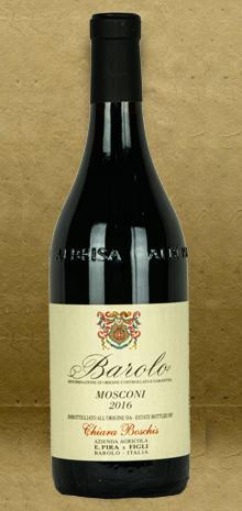 E Pira e Figli Chiara Boschis Barolo Mosconi DOCG 2016 Red Wine