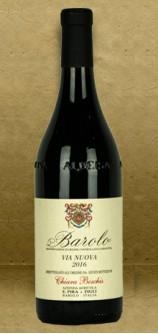 E Pira e Figli Chiara Boschis Barolo Via Nuova DOCG 2016 Red Wine