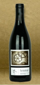 Farmstead Long Meadow Ranch Anderson Valley Pinot Noir 2016 Red Wine