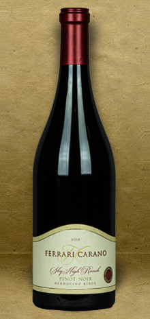 Ferrari Carano Sky High Ranch Pinot Noir 2018 Red Wine