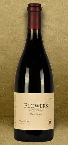 Flowers Sea View Ridge Pinot Noir 2016 Red Wine