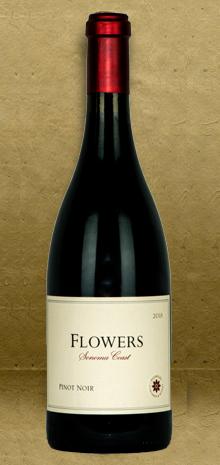 Flowers Sonoma Coast Pinot Noir 2018 Red Wine