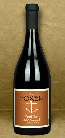 Foxen Julia's Vineyard Pinot Noir 2017 Red Wine