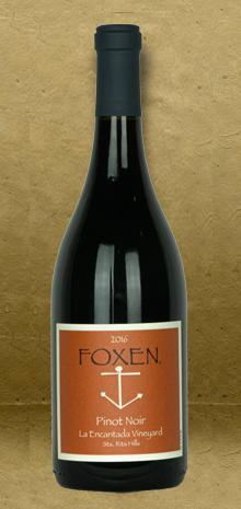 Foxen La Encantada Pinot Noir 2016 Red Wine