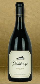 Goldeneye Anderson Valley Pinot Noir 2017 Red Wine