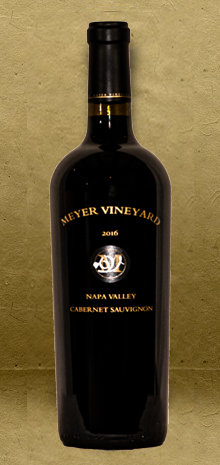 Hestan Meyer Vineyard Napa Valley Cabernet Sauvignon 2016 Red Wine
