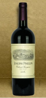 Joseph Phelps Napa Valley Cabernet Sauvignon 2016 Red Wine