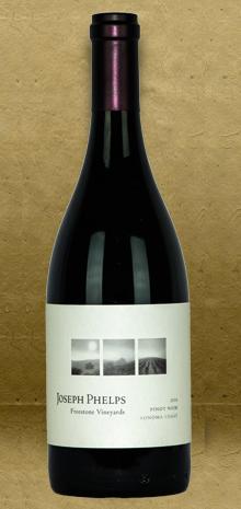 Joseph Phelps Freestone Vineyards Pinot Noir 2018 Red Wine