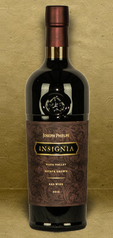 Joseph Phelps Insignia 2012 Red Wine