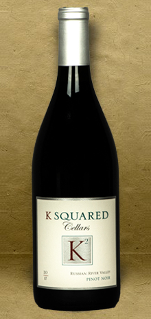 K Squared Cellars Russian River Valley Pinot Noir 2017 Red Wine
