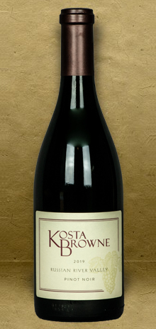 Kosta Browne Russian River Valley Pinot Noir 2019 Red Wine