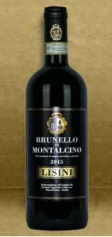 Lisini Brunello di Montalcino DOCG 2015 Red Wine