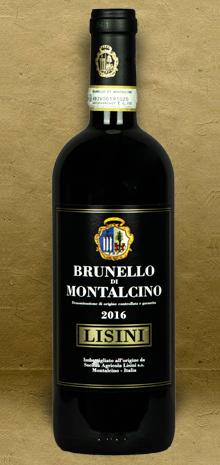 Lisini Brunello di Montalcino DOCG 2016 Red Wine