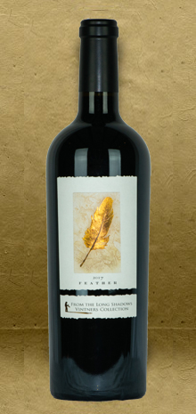 Long Shadows Feather Cabernet Sauvignon 2017 Red Wine