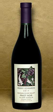 Merry Edwards Klopp Ranch Pinot Noir 2017 Red Wine