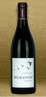 Migration Sonoma Coast Pinot Noir 2017 Red Wine