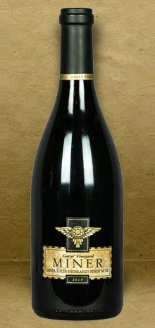 Miner Gary's Vineyard Pinot Noir 2018 Red Wine