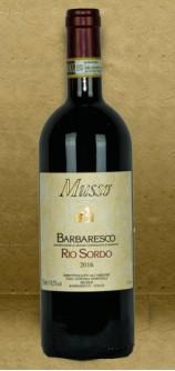 Musso Barbaresco Rio Sordo DOCG 2016 Red Wine