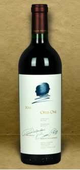 Opus One Napa Valley Red Wine 2018 Red Wine