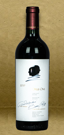 Opus One Napa Valley Red Wine 2017 Red Wine