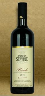 Paolo Scavino Barolo DOCG 2016 Red Wine