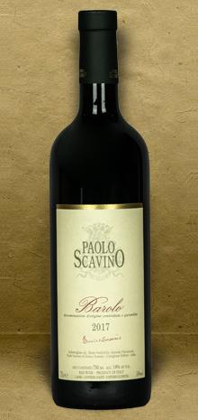 Paolo Scavino Barolo DOCG 2017 Red Wine