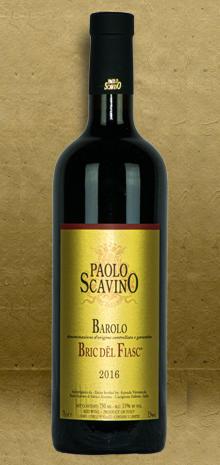 Paolo Scavino Bric del Fiasc Barolo DOCG 2016 Red Wine