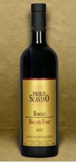 Paolo Scavino Bric del Fiasc Barolo DOCG 2017 Red Wine