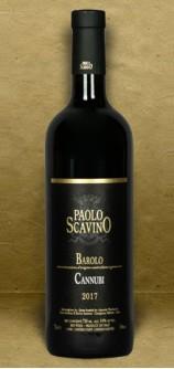 Paolo Scavino Cannubi Barolo DOCG 2017 Red Wine