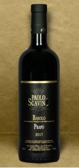 Paolo Scavino Prapo Barolo DOCG 2017 Red Wine