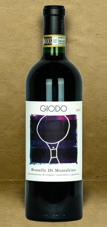 Podere Giodo Brunello di Montalcino DOCG 2015 Red Wine