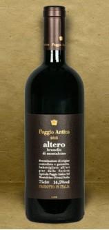 Poggio Antico Altero Brunello di Montalcino DOCG 2015 Red Wine