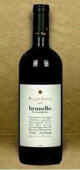 Poggio Antico Brunello di Montalcino DOCG 2015 Red Wine