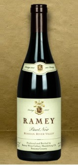Ramey Russian River Valley Pinot Noir 2017 Red Wine