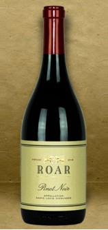Roar Wines Santa Lucia Highlands Pinot Noir 2018 Red Wine