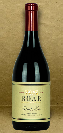 Roar Wines Santa Lucia Highlands Pinot Noir 2018 Red Wine