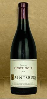 Saintsbury Carneros Pinot Noir 2016 Red Wine