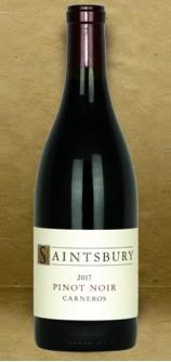 Saintsbury Carneros Pinot Noir 2017 Red Wine