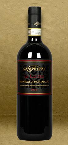 San Filippo Le Lucere Brunello di Montalcino DOCG 2016 Red Wine