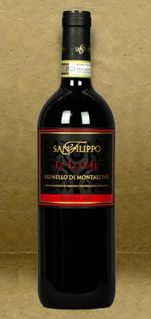 San Filippo Le Lucere Riserva Brunello di Montalcino DOCG 2015 Red Wine